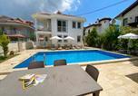 Location vacances Dalyan - Villa Acar - Private 40m2 Pool & Garden - 200 meters to river & center-2