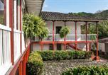 Hôtel Manizales - Hacienda El Rosario-4