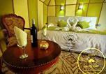 Camping avec WIFI Maroc - Dunes Luxury Camp-3