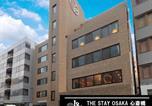 Hôtel Japon - The Stay Osaka Shinsaibashi-3