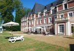 Hôtel Parc naturel régional des Boucles de la Seine Normande  - Résidence Goélia Les Portes d'Étretat