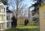 Hôtel Baabe - Appartementanlage Villa Granitz 45490 Fewo 7-4