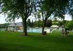 Camping Sarthe - Camping Le Sans Souci-1