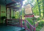 Hôtel Eureka Springs - Hidden Springs Bed and Breakfast-4