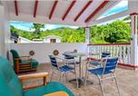 Location vacances Vieux Habitants - Property with 2 bedrooms in Vieux Habitants with wonderful sea view furnished garden and Wifi-1