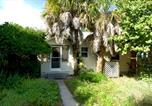 Location vacances Indian Rocks Beach - Beach Trail Gulf Front Private Home 1204 - Pets Welcome! Home-3