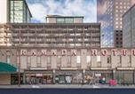 Hôtel Heritage Park - Ramada Plaza by Wyndham Calgary Downtown-1