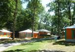 Camping avec Site nature Pont-de-Salars - Old Campéole Notre Dame d'Aures-3