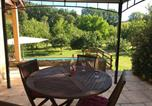 Location vacances  Lot et Garonne - Stone Cottage With Heated Pool, in beautiful private orchard setting + Wifi.-2