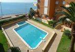 Location vacances l'Ampolla - Apartment Voramar 01-2