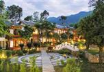 Hôtel Dali - Dali Butterfly Resort-1