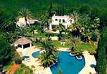 Location vacances Santa Eulària des Riu - Can Codolar Villa Sleeps 12 Pool Air Con Wifi-1