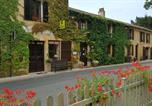 Hôtel Badefols-sur-Dordogne - Auberge Lou Peyrol-3