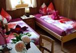 Hôtel Planfayon - B&B Edelweiss-1