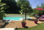 Location vacances Noisy-Rudignon - Chambres d'Hôtes des Demoiselles-2