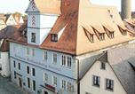 Hôtel Creglingen - Hotel Altes Brauhaus-1