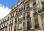 Hôtel 4 étoiles Roquebrune-Cap-Martin - Résidence Lamartine - Nice-1
