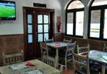Hôtel Castille-La-Manche - Hotel Pedro Muñoz, Bar y Cafeteria-1