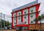 Hôtel Medan - Reddoorz Plus Syariah @ Jalan Sriwijaya Medan-3