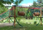 Camping 4 étoiles Crayssac - Camping De La Plage à St Cirq Lapopie-3