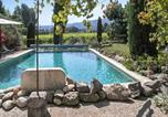 Location vacances Oppède - Holiday Home Chemin des Sablieres 1-3