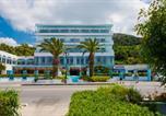 Hôtel Ιαλυσος - Belair Beach Hotel