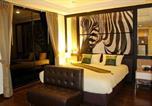 Hôtel Khlong Toei - Yasinee Bed&Breakfast-1