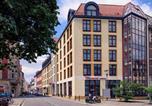 Hôtel Weimar - Mercure Hotel Erfurt Altstadt-1