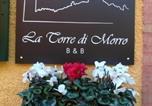 Hôtel Province de Macerata - La torre di Morro-3