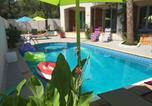 Hôtel Agde - Maison d'hôtes naturiste Villa Paulana-1