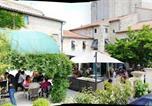 Hôtel Messé - Logis Hostellerie de l'Abbaye-1