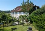 Hôtel Jura - Chezlino-4