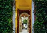 Hôtel Badalone - Casa Palacio Conde de la Corte-3