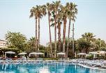 Hôtel 4 étoiles Pineda de Mar - Aqua Hotel Aquamarina & Spa-2