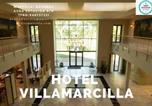 Hôtel Arnedo - Hotel Villa Marcilla-3