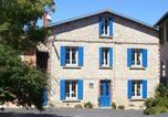 Hôtel Forêt de Grésigne - Les Heures Claires-1