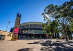 Location vacances Adelaide - Divinity on Morphett - In the heart of the Cbd - Free Wifi - Nespresso-3
