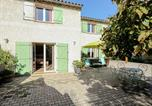Location vacances Bormes-les-Mimosas - Villa l Anthémis villa 5 pieces piscine commune-2