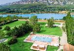 Camping avec Piscine La Roque-d'Anthéron - Homair - Camping Les Rives du Luberon-1