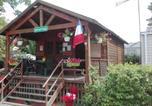 Camping avec WIFI Île-de-France - Camping Caravaning Loisirs Des Groux-1