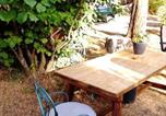 Location vacances Poggio-di-Venaco - Apartment with 3 bedrooms in Bocognano with wonderful mountain view enclosed garden and Wifi 20 km from the slopes-2