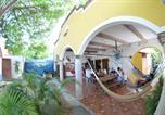 Hôtel Mexique - Hostel Ka Beh-1