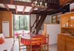 Location vacances  Gironde - Maisonnette donnant sur la Pinède-4