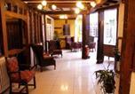 Hôtel Dudley - Talbot Hotel-4