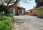 Location vacances  Ardèche - Cozy Cottage at Lagorce Ardeche with Terrace-1