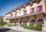 Hôtel Marmagne - Relais Bernard Loiseau-1