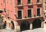 Location vacances Moià - Apartaments Vicus 3 con vistas a la Plaza Mayor de Vic-3