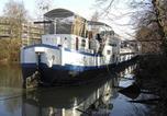 Hôtel Ville-d'Avray - Boat For Guest-2