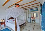 Hôtel Mozambique - Casa Cabana Beach-3
