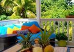 Hôtel Guadeloupe - Chambre Villa Sérénité nature à proximité plage-1